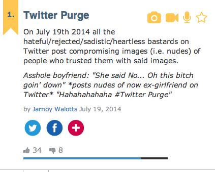 TwitterPurge