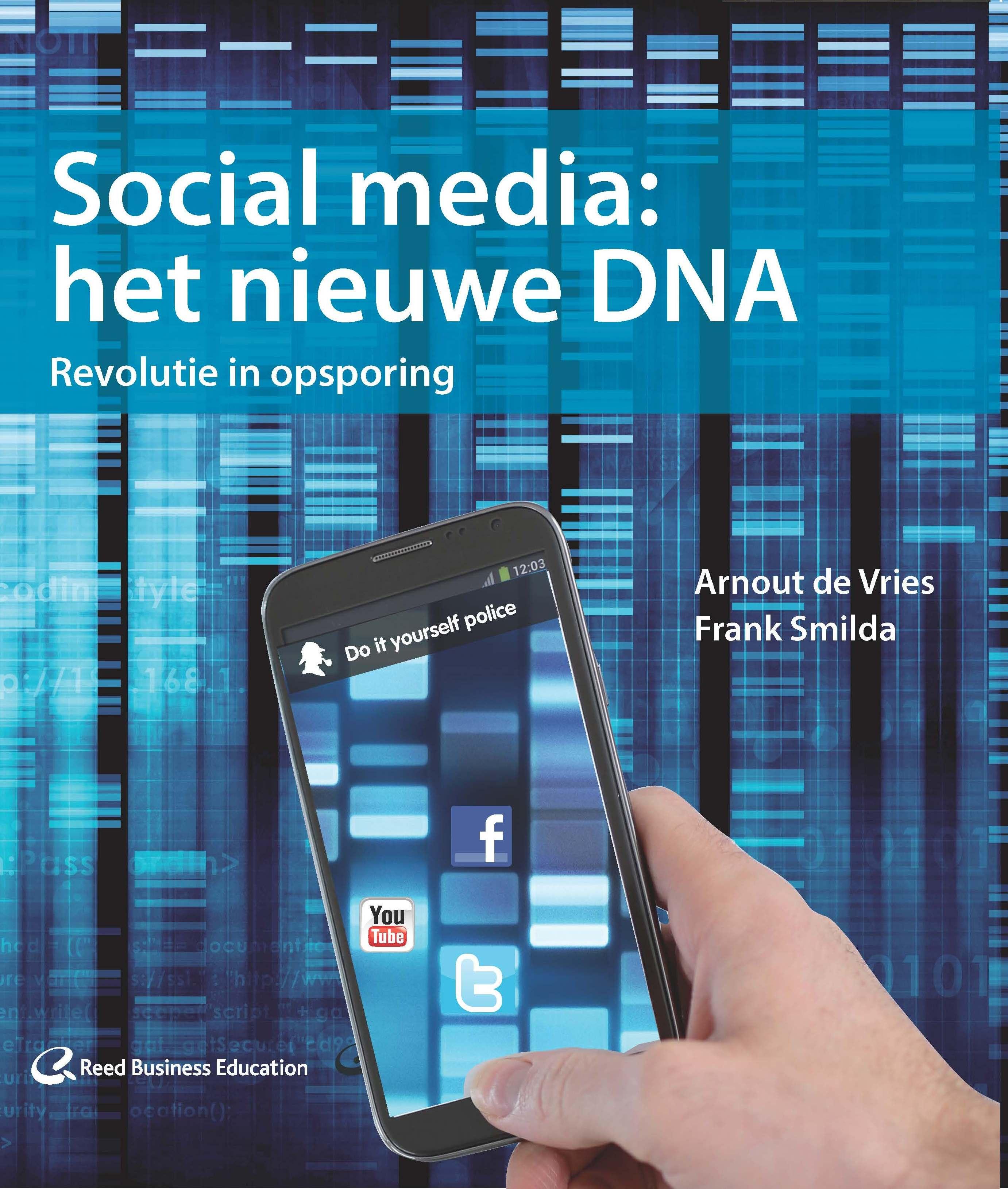 Omslag Social media