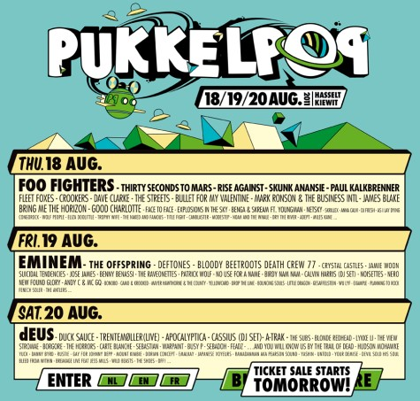 pukkelpop2011