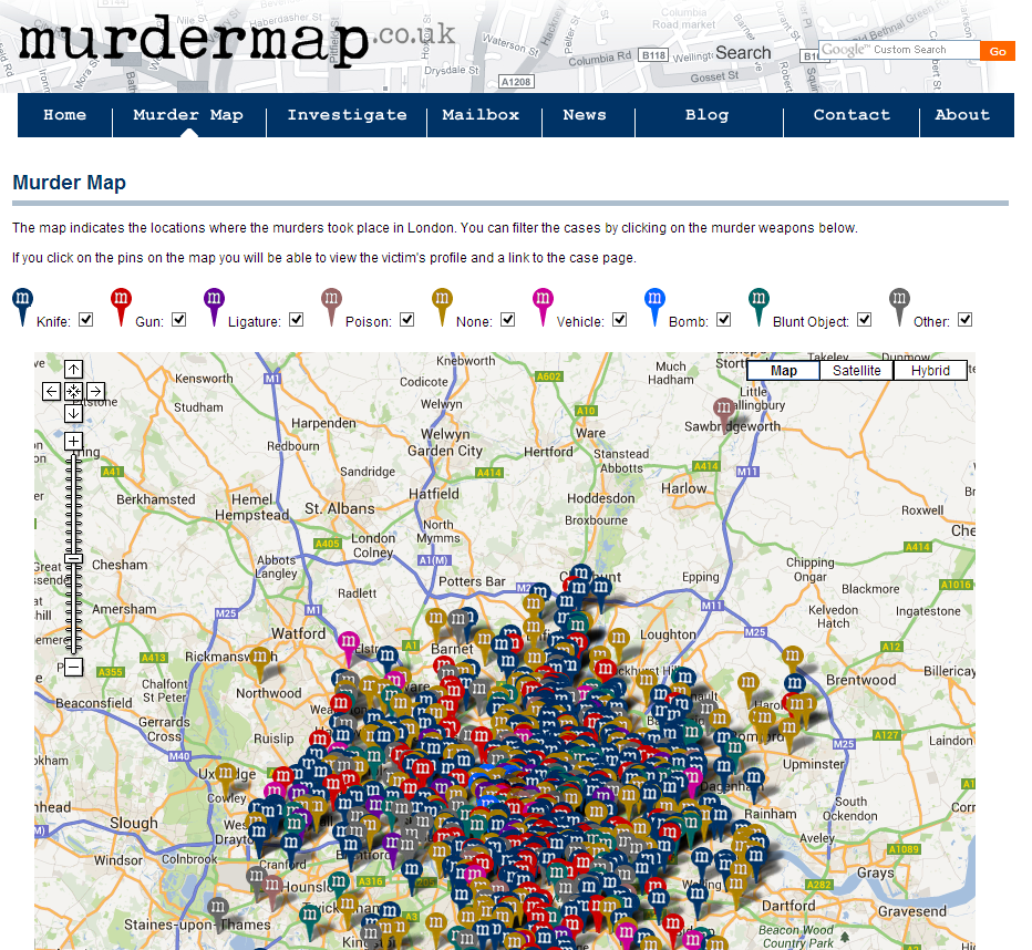 Murdermap
