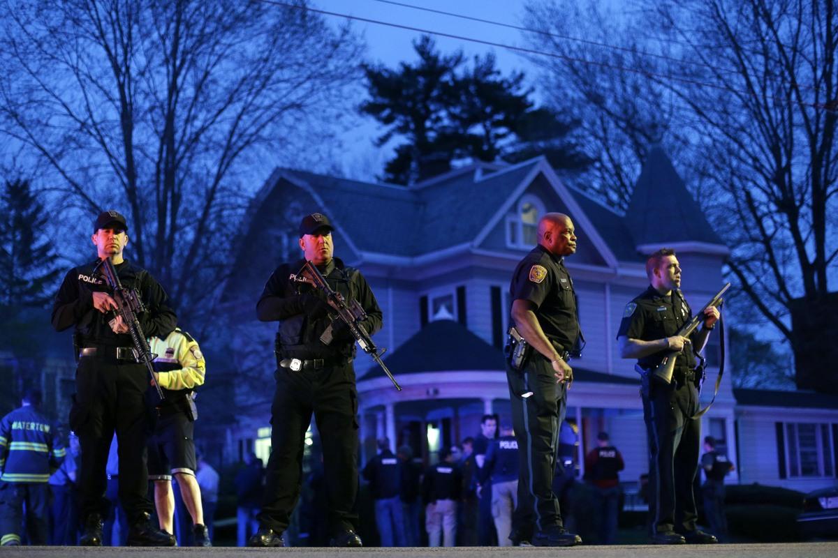 Boston Bombings Politiescanners Online Social Media Dna