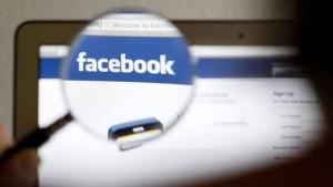 Facebook-opsporing