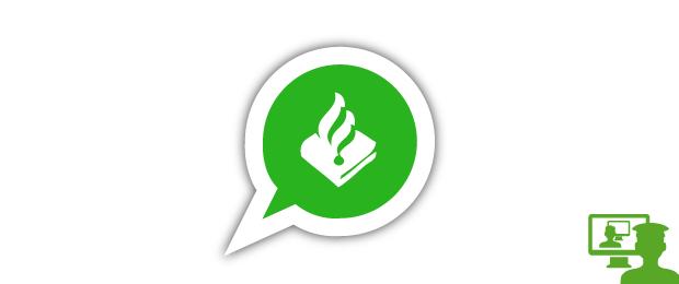 WhatsApp Politie logo