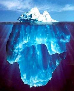 ijsberg-gedrag