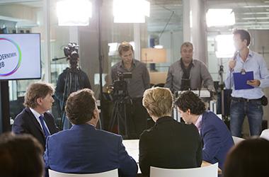 TNO op RTL7 afgelopen zondag: effici?ntere opsporing van verdachten en de burger als rechercheur