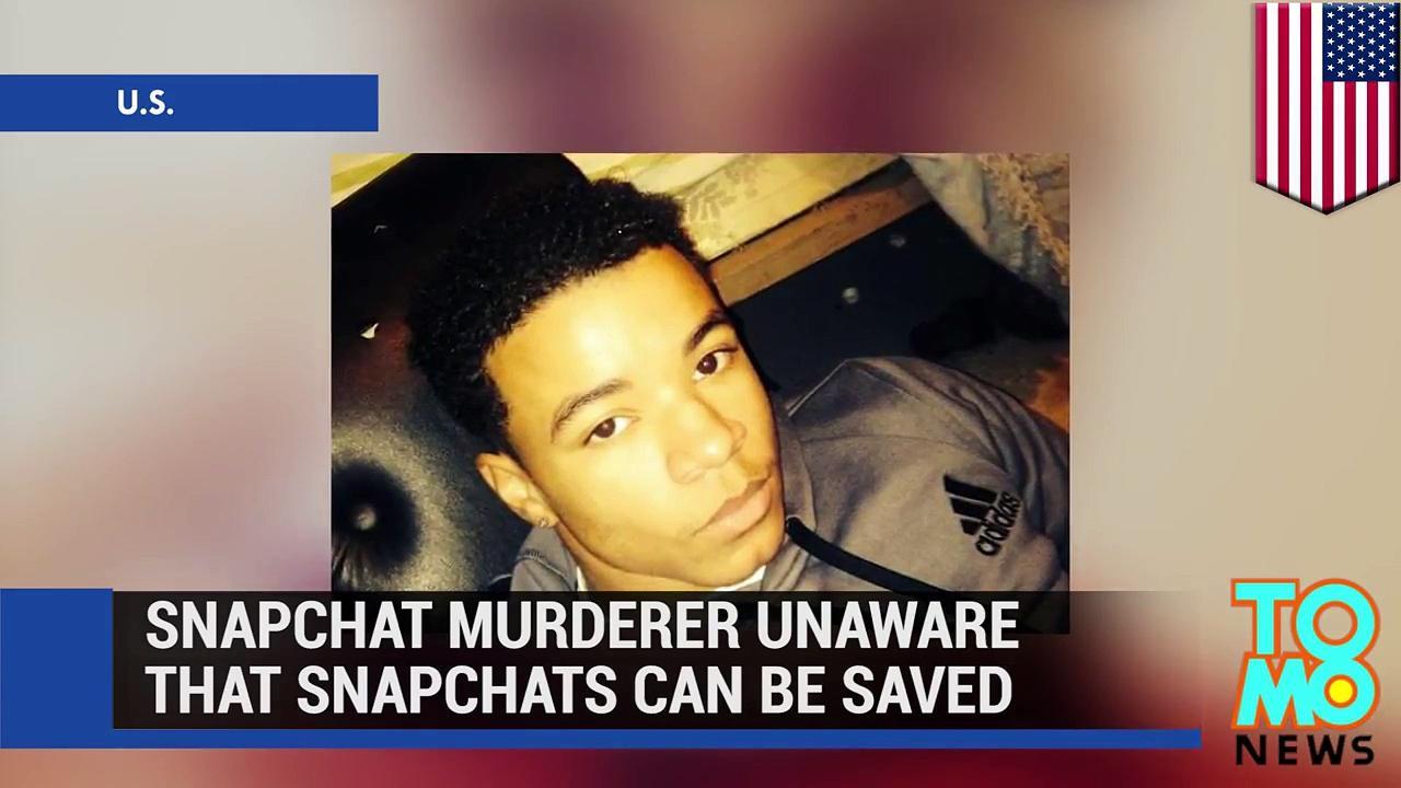 snapchat murderder