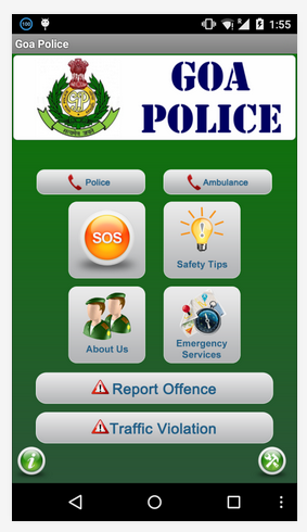 Goa-Police-App
