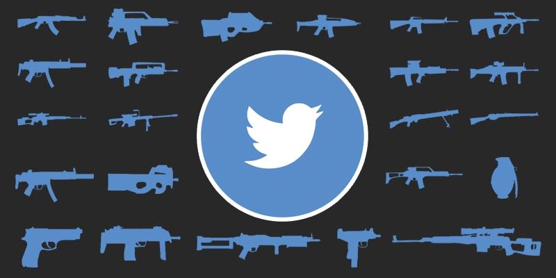 twitter guns