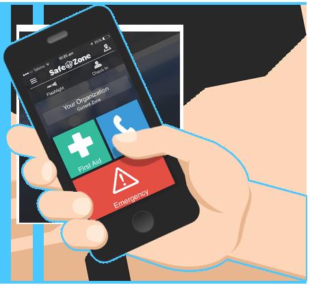 App: SafeZone - Social Media DNA